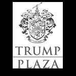 https://popshoprocks.com/wp-content/uploads/2018/04/trumpplazalogobw-1.png